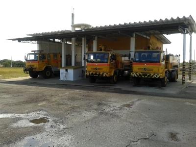 Viaturas - SCI Aeroporto Internacional de Parnaíba